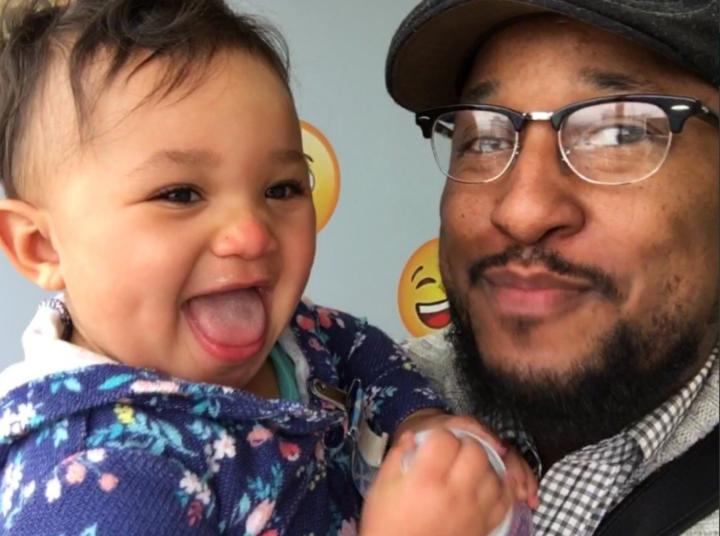 Black Dad Spotlight: Twitter hashtag helps celebrate black fatherhood