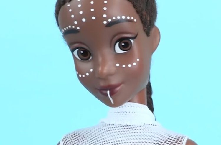 Wakanda awesome is this? Mom transformed doll into Black Panther princess Shuri