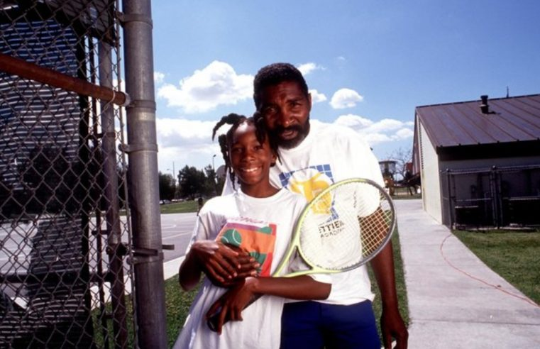 Black Dad Spotlight: Venus Williams's father serves white reporter for asking why she felt so confident