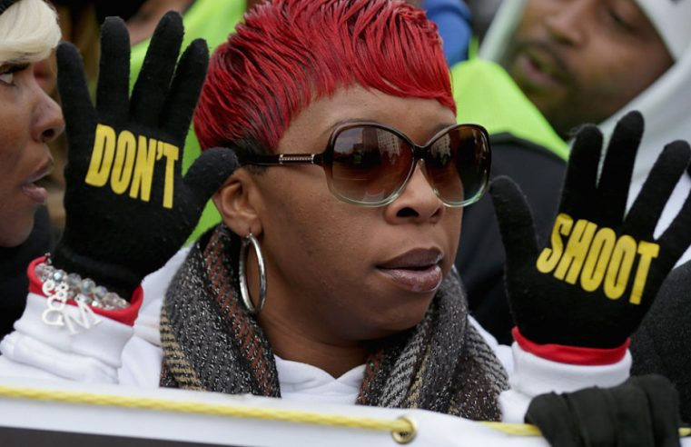 Lezley McSpadden, mother of Mike Brown, is running for Ferguson City Council
