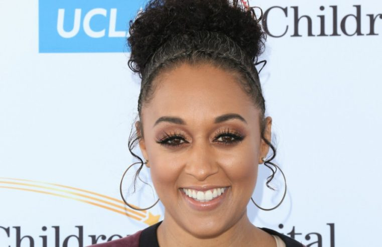 Tia Mowry: It's okay that our bodies are not perfect after our babies are born