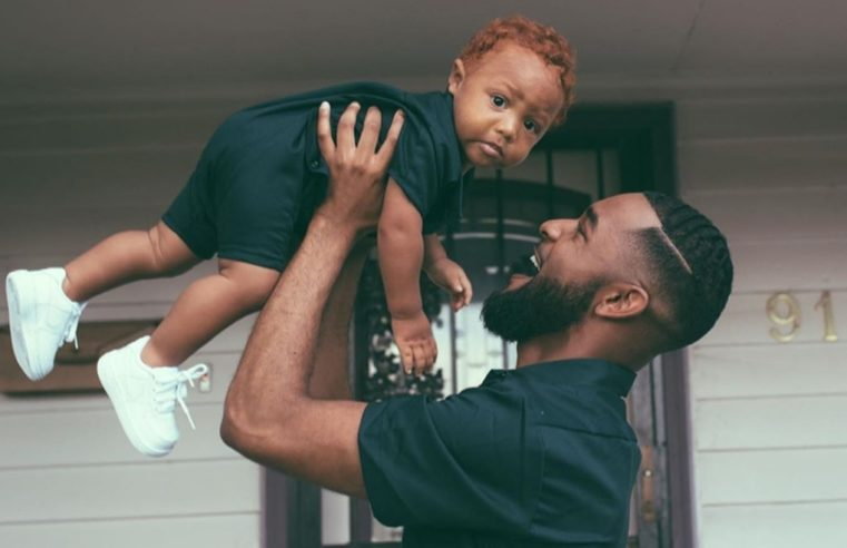 Black Dad Spotlight: New Orleans father-son duo stuns in expressive photoshoot