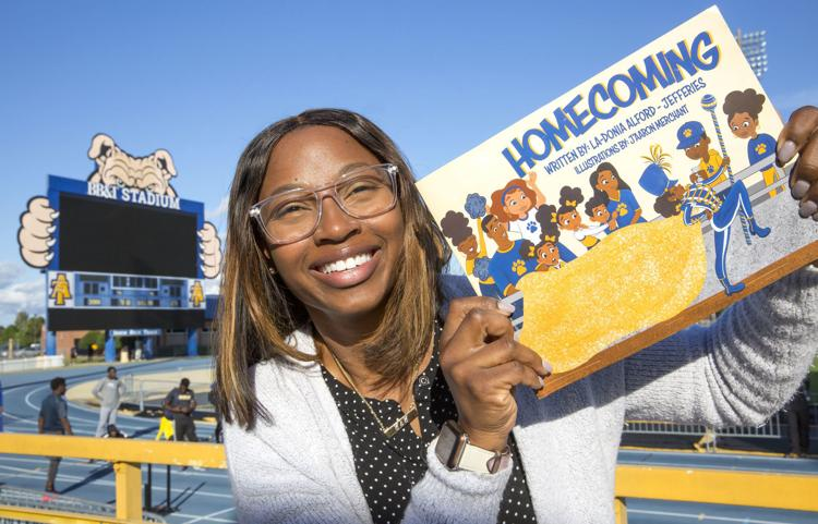 HBCU grad pens children's book about black college homecoming