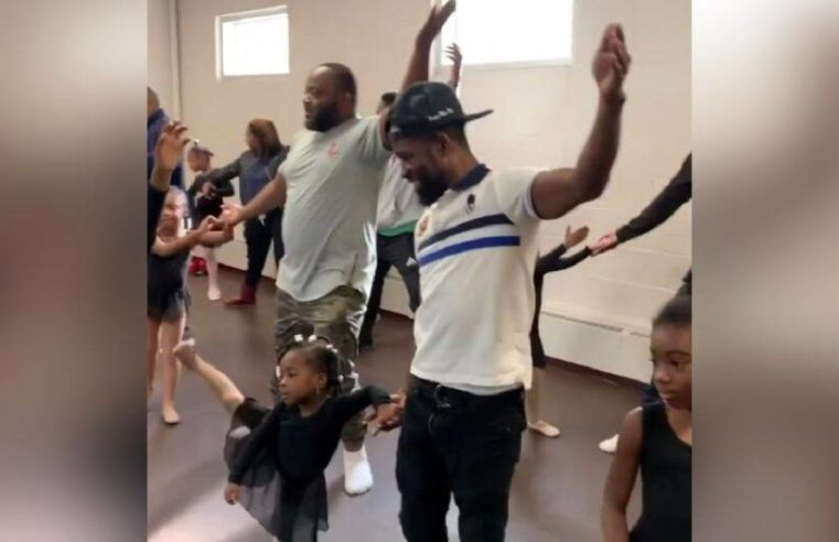 Black Dad Spotlight: Philly fathers bond with daughters over ballet