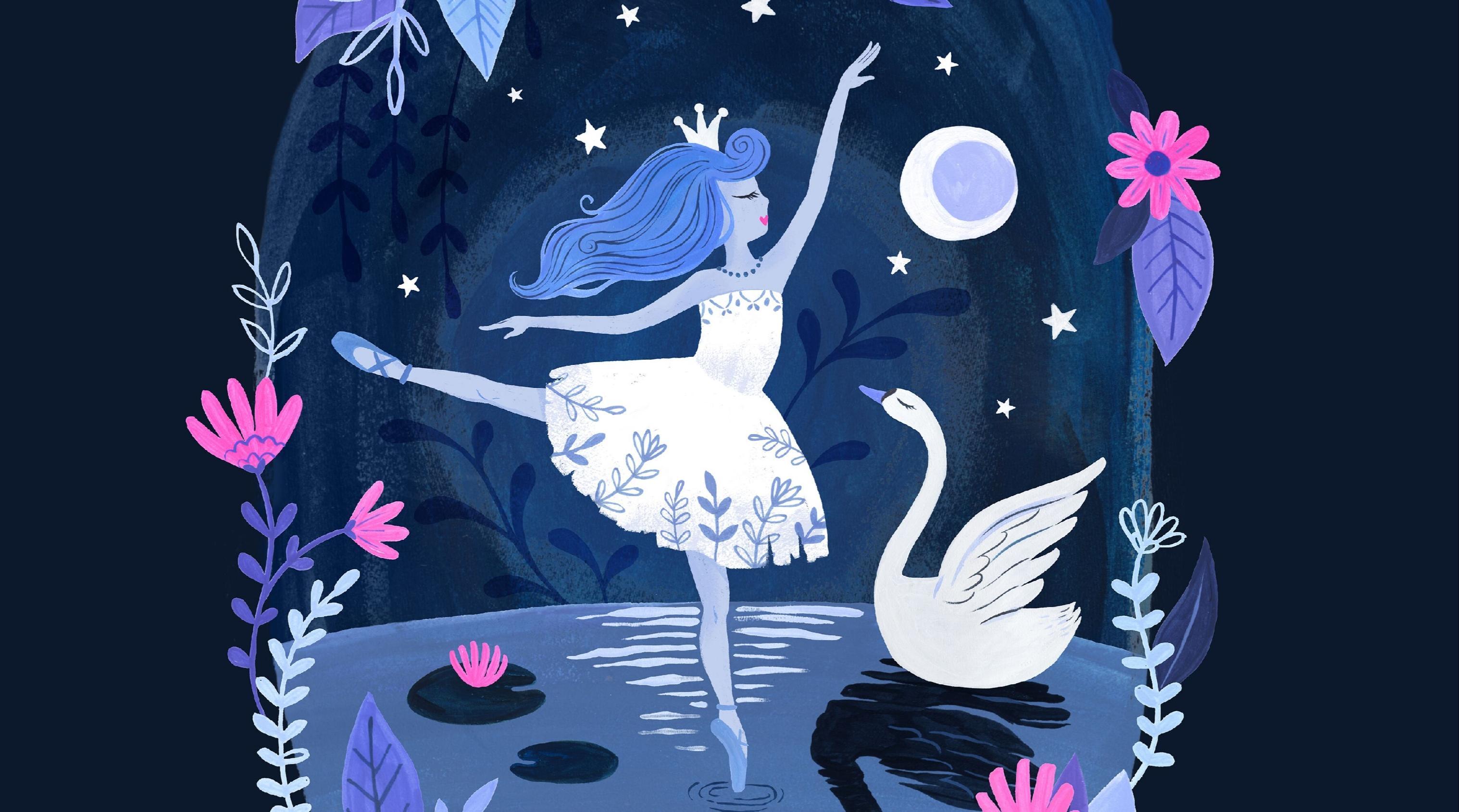 Atlanta Ballet 2's Swan Princess a hit for families