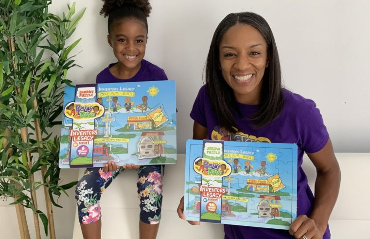 Mom creates enriching black history toy company