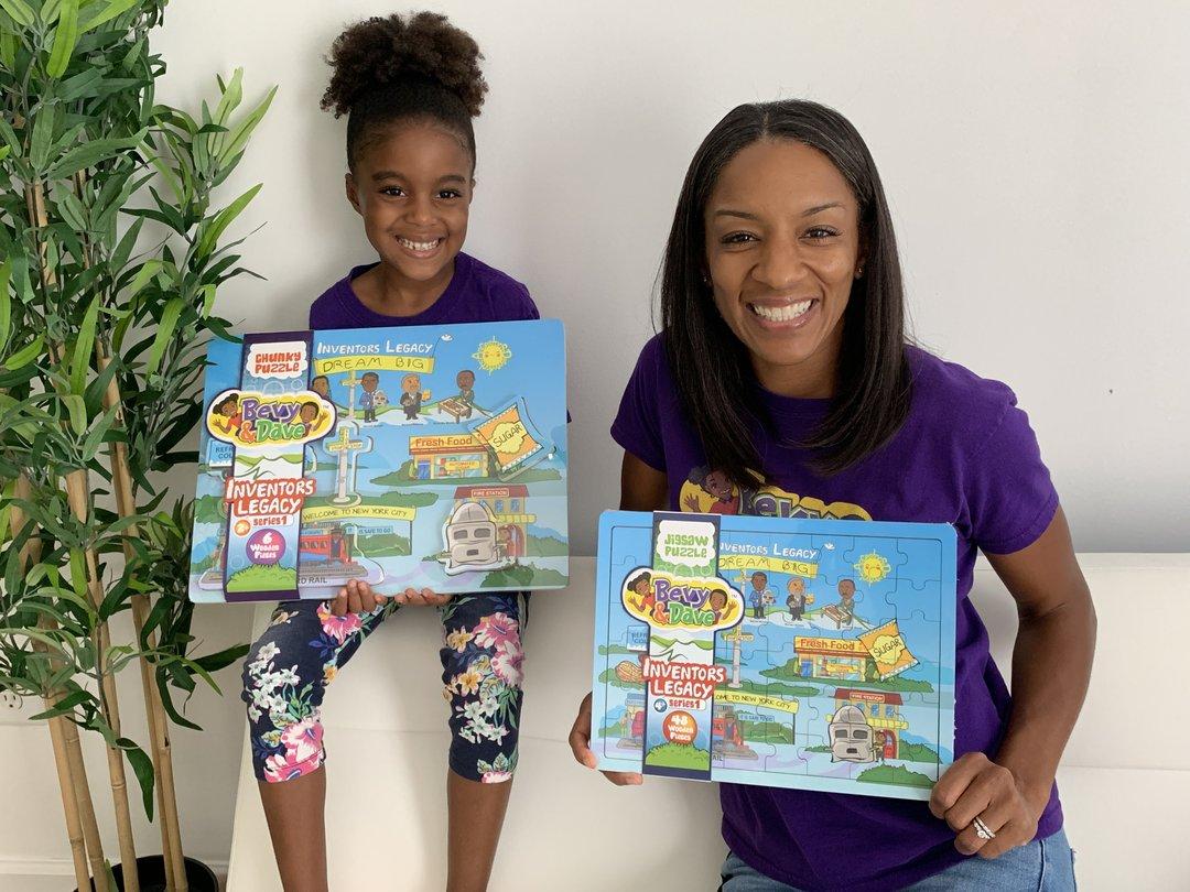Mom creates enriching black history toy company