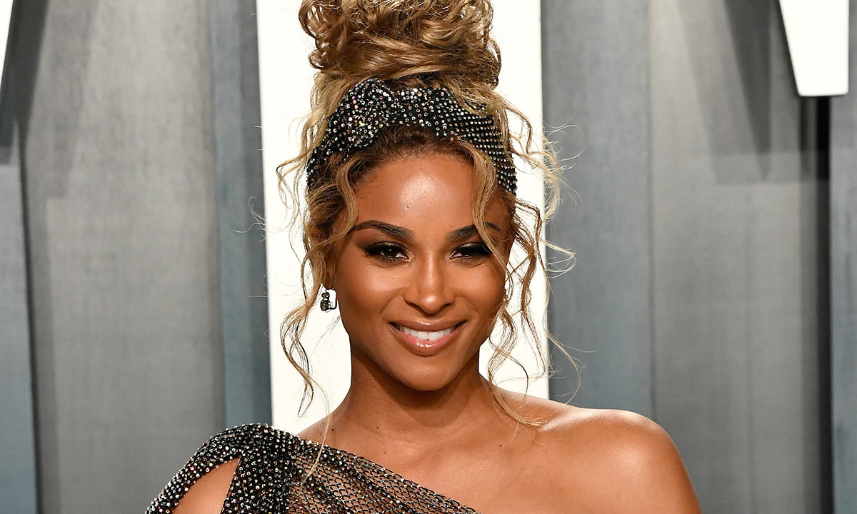 Ciara discusses pregnancy and Coronavirus with other expecting mothers
