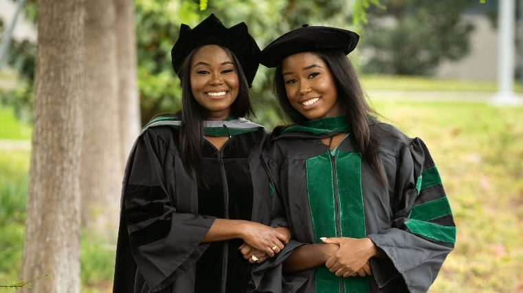 I get it from my mama: Mother-daughter doctor duo make history