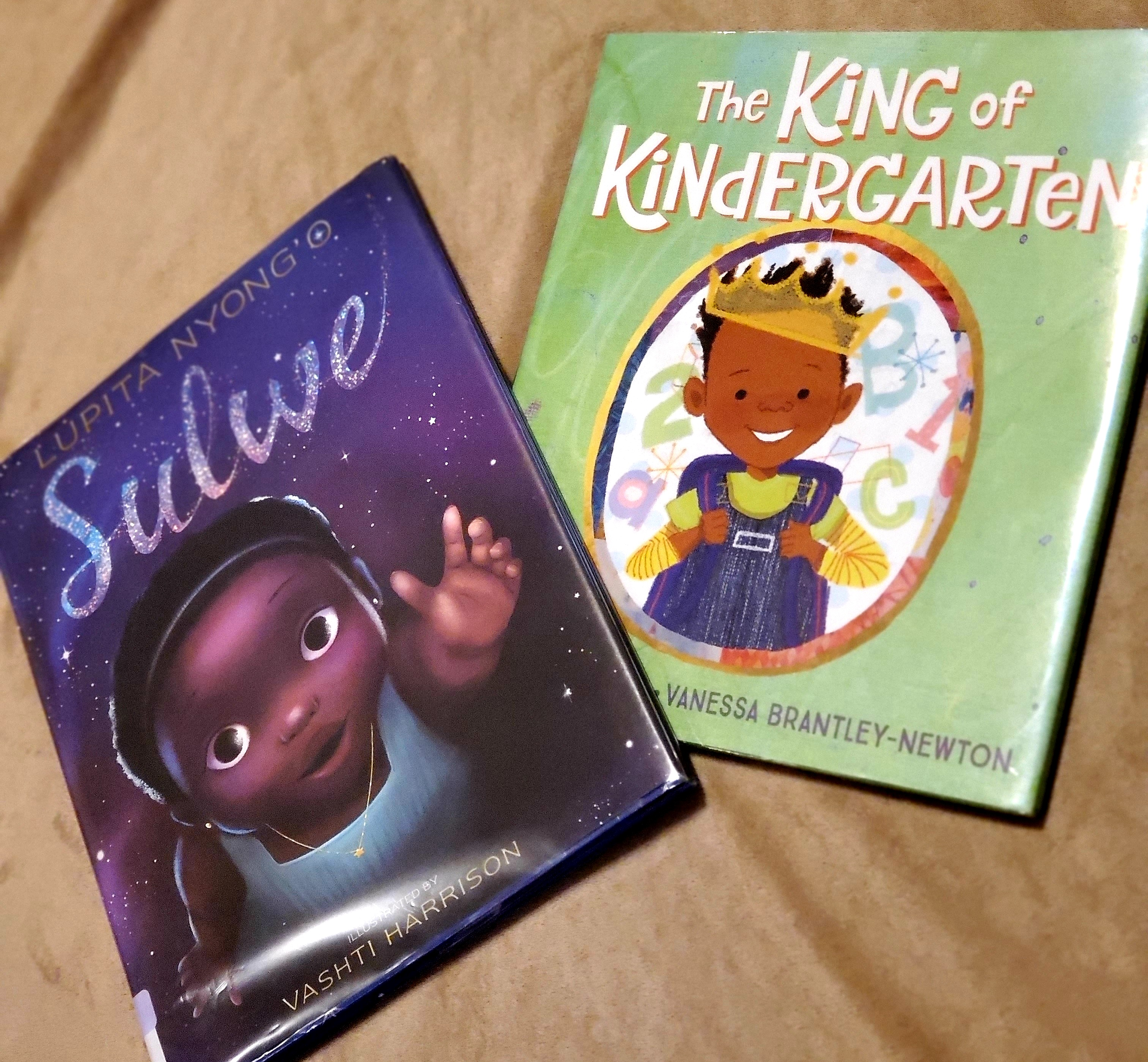11 book titles empowering black children to see themselves