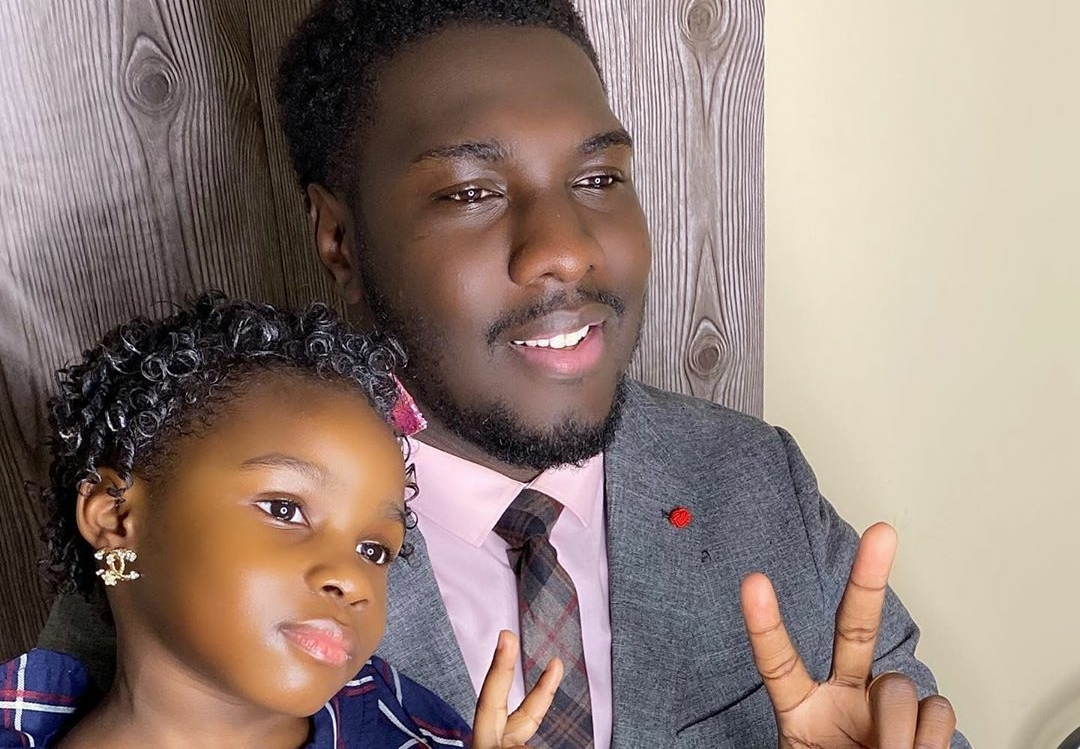 Black Dad Spotlight: Daddy-daughter melodies capture Michelle Obama's attention