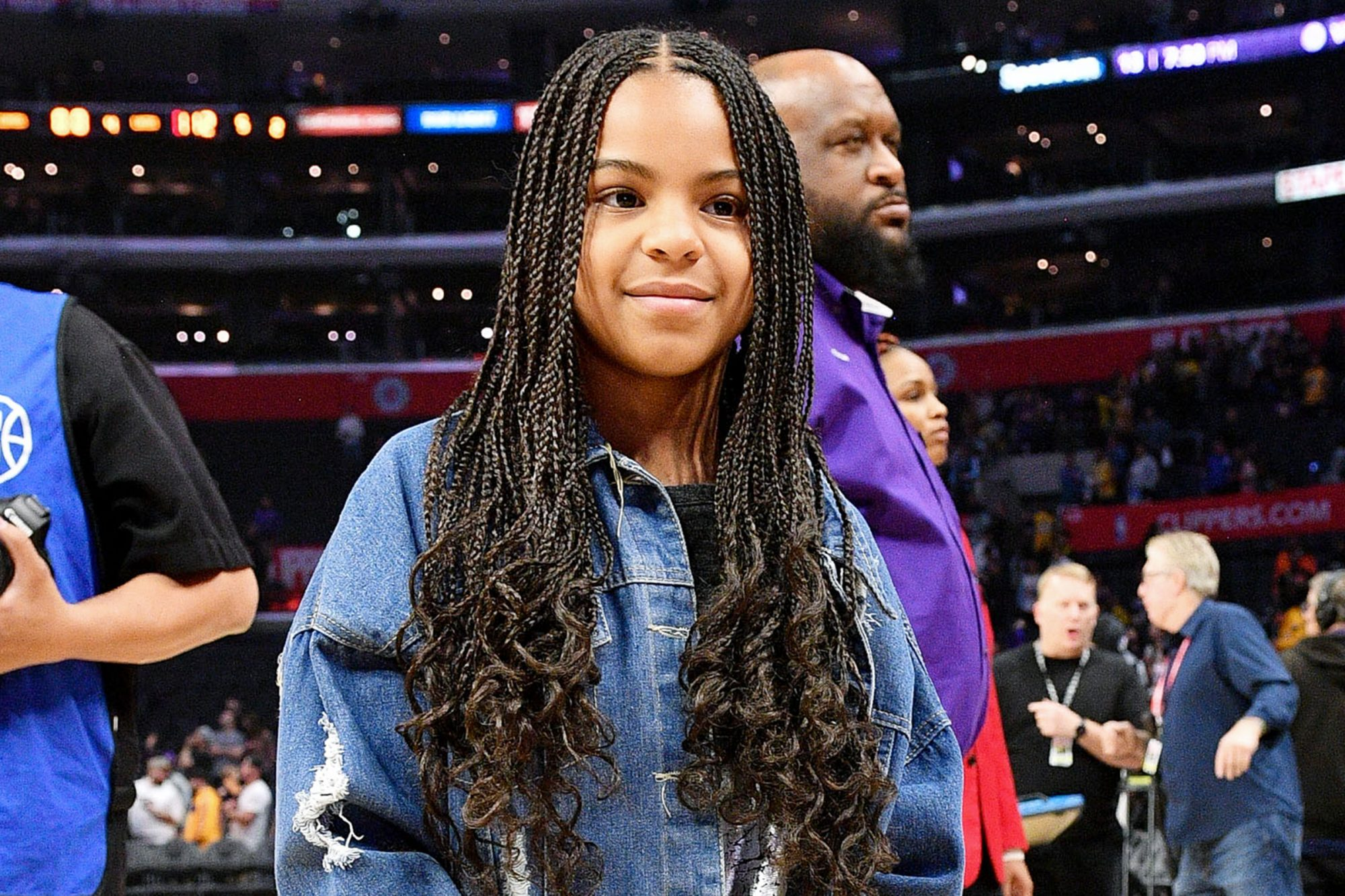 Beyonce's daughter Blue Ivy Carter narrates Hair Love