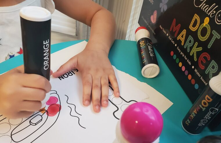 3 reasons to try Chalkola dot markers