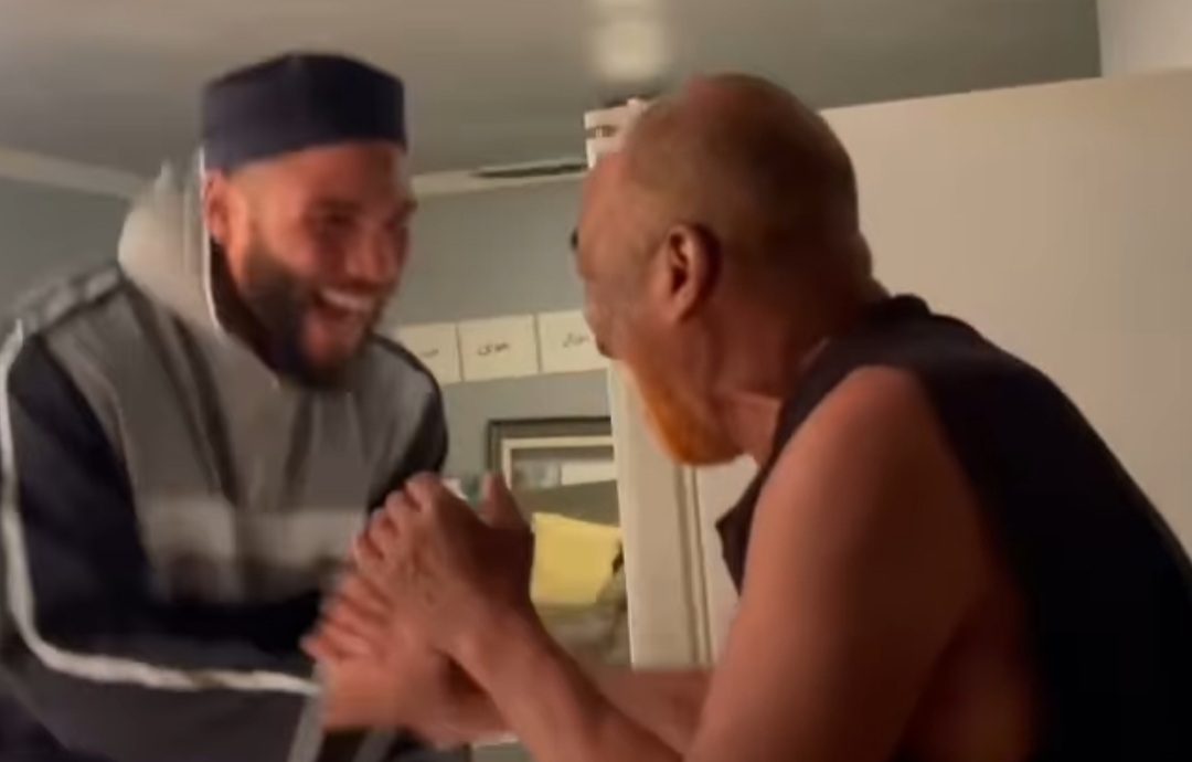 These twins pranking their father is all the wholesome content you need right now