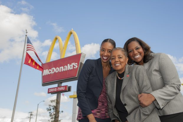 Compton mom gives 'Mcdonald's money' a whole new meaning