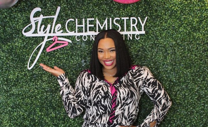 She was a teen mom who found a winning formula. Dr. Charlene Lawson used fashion and chemistry to create her dream job.
