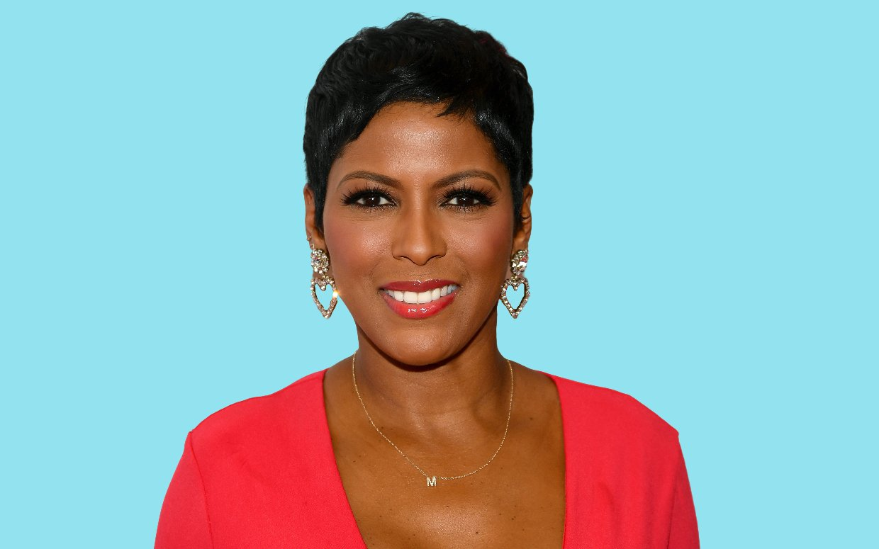 Tamron Hall felt guilty for being a Black woman able to afford IVF