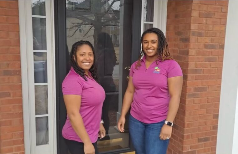 Mom of two cleared a way for her dreams by starting professional organizing business
