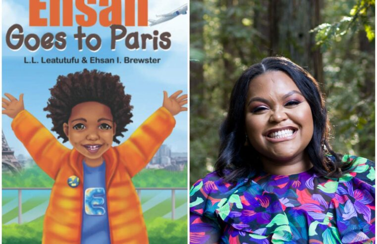 Ehsan Goes to Paris Celebrates Black Characters Enjoying the World