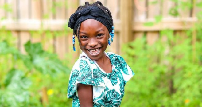 Georgia's Youngest Certified Farmer, 6, Helps Celebrate Underrepresented Group in Agriculture