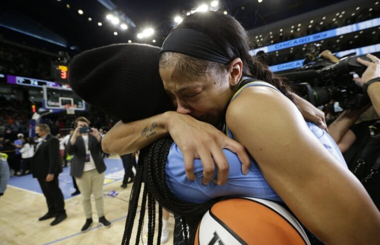 Two-Time WNBA Champion Candace Parker Shares Touching Moment with Daughter after Chicago Sky Win Title